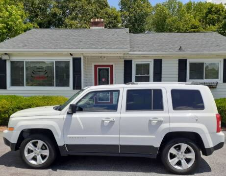 2012 Jeep Patriot for sale at SIGNATURES AUTOMOTIVE GROUP LLC in Spartanburg SC