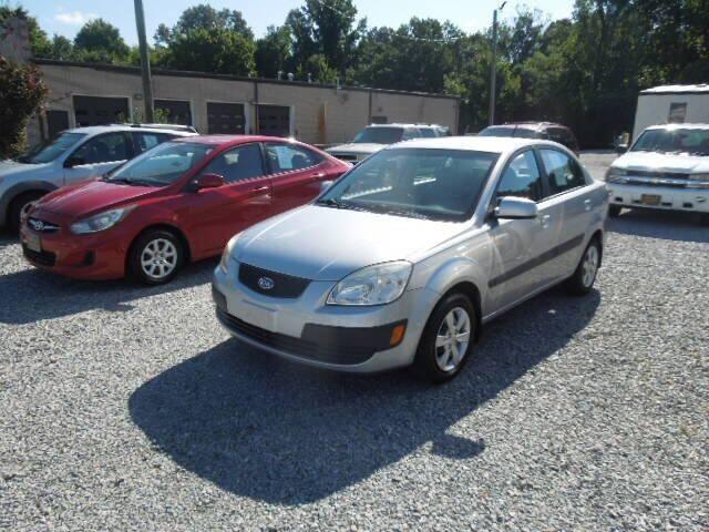 2009 Kia Rio for sale at Wheels & Deals Smithfield Inc. in Smithfield NC