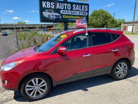 2010 Hyundai Tucson for sale at KBS Auto Sales in Cincinnati OH