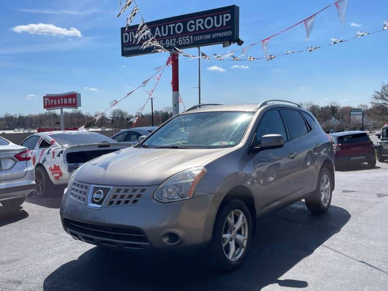 2009 Nissan Rogue for sale at Divan Auto Group in Feasterville PA
