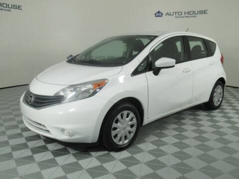 2016 Nissan Versa Note for sale at Curry's Cars Powered by Autohouse - Auto House Tempe in Tempe AZ