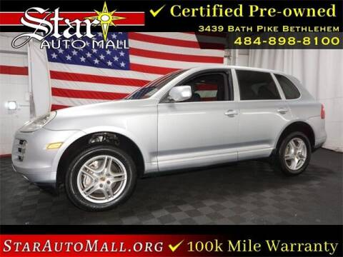 2008 Porsche Cayenne for sale at STAR AUTO MALL 512 in Bethlehem PA