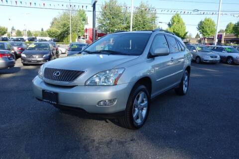 2005 Lexus RX 330 for sale at Leavitt Auto Sales and Used Car City in Everett WA