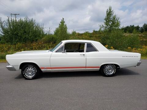 1966 Ford Fairlane 500 for sale at GRS Auto Sales and GRS Recovery in Hampstead NH