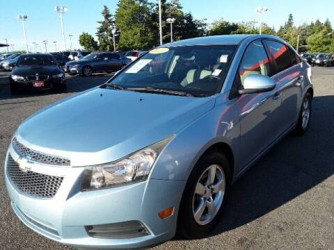 2011 Chevrolet Cruze for sale at Autos Only Burien in Burien WA