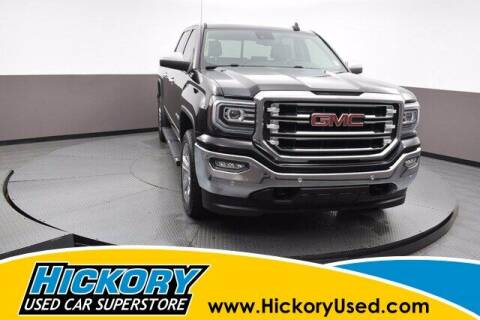 2017 GMC Sierra 1500 for sale at Hickory Used Car Superstore in Hickory NC
