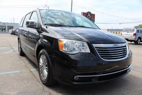 2013 Chrysler Town and Country for sale at B & B Car Co Inc. in Clinton Township MI