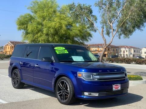 2013 Ford Flex for sale at Esquivel Auto Depot in Rialto CA