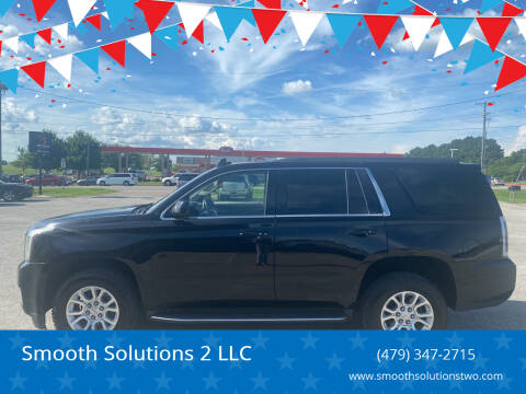 2015 GMC Yukon for sale at Smooth Solutions 2 LLC in Springdale AR