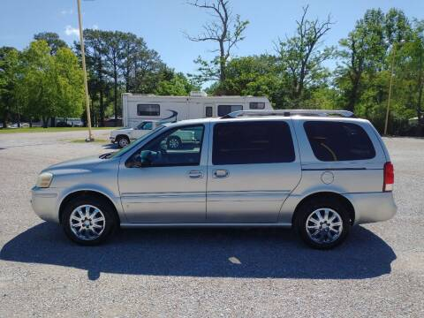 2006 Buick Terraza for sale at Space & Rocket Auto Sales in Meridianville AL