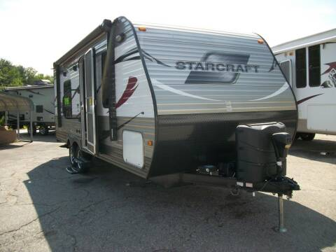 2015 Starcraft Autumn Ridge 235FB for sale at Olde Bay RV in Rochester NH