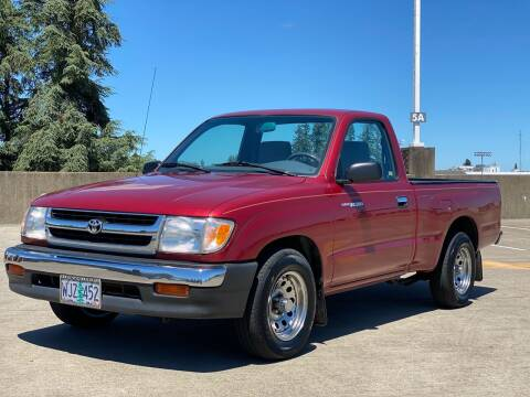 1998 Toyota Tacoma for sale at Rave Auto Sales in Corvallis OR