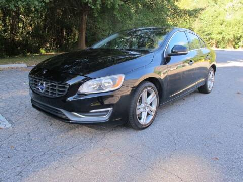 2014 Volvo S60 for sale at Best Import Auto Sales Inc. in Raleigh NC