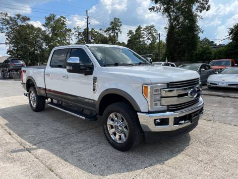 2018 Ford F-350 Super Duty for sale at AUTO WOODLANDS in Magnolia TX