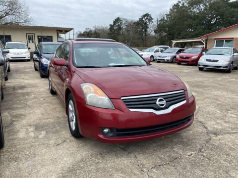 2008 Nissan Altima for sale at Port City Auto Sales in Baton Rouge LA