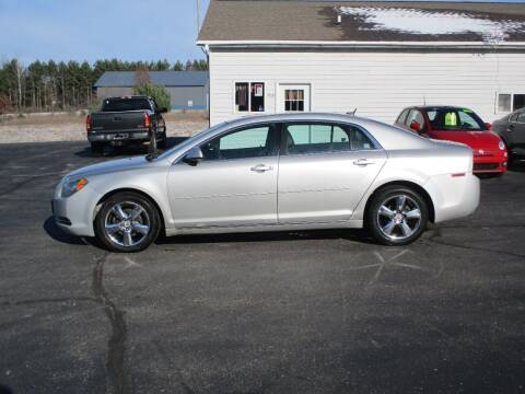 2011 Chevrolet Malibu for sale at Plainfield Auto Sales, LLC in Plainfield WI