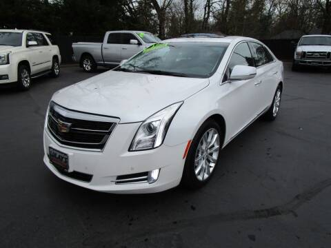 2017 Cadillac XTS for sale at LULAY'S CAR CONNECTION in Salem OR