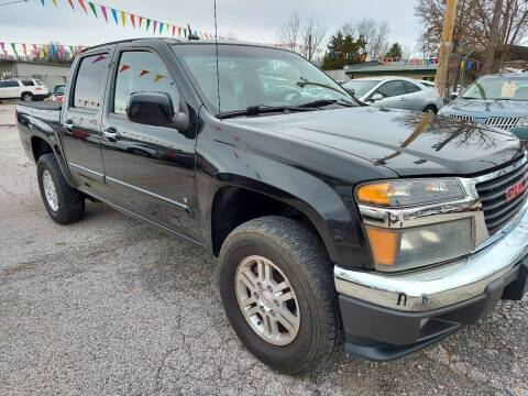 2009 GMC Canyon for sale at BBC Motors INC in Fenton MO