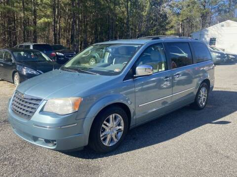 2008 Chrysler Town and Country for sale at Star Auto Sales in Richmond VA