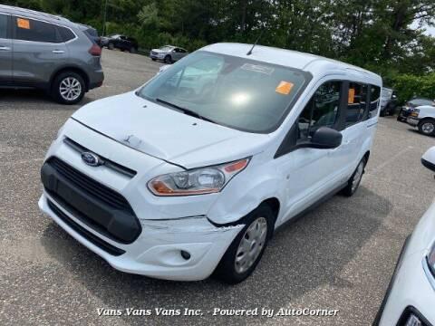 2016 Ford Transit Connect Wagon for sale at Vans Vans Vans INC in Blauvelt NY