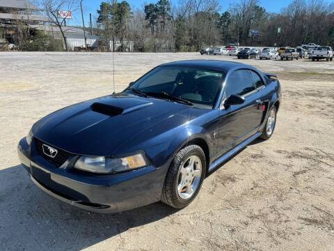 2002 Ford Mustang for sale at Hwy 80 Auto Sales in Savannah GA