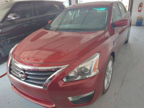 2015 Nissan Altima for sale at Auto Direct Inc in Saddle Brook NJ