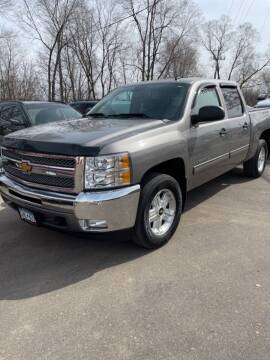 2013 Chevrolet Silverado 1500 for sale at Dealswithwheels in Inver Grove Heights/Hastings MN