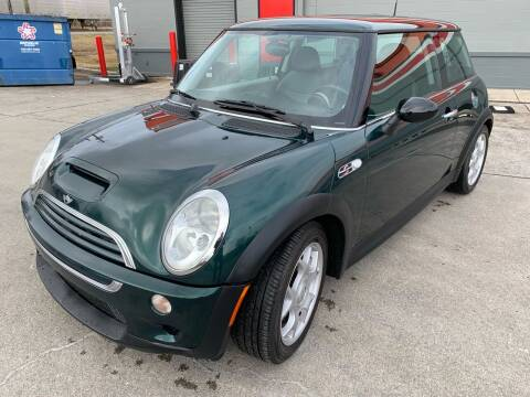 2003 MINI Cooper for sale at Diana Rico LLC in Dalton GA