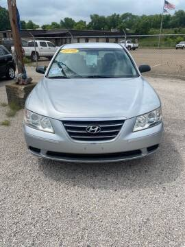 2010 Hyundai Sonata for sale at Wallers Auto Sales LLC in Dover OH