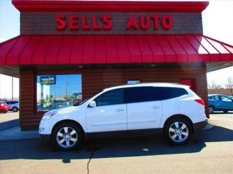 2012 Chevrolet Traverse for sale at Sells Auto INC in Saint Cloud MN
