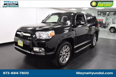 2012 Toyota 4Runner for sale at Wayne Hyundai in Wayne NJ
