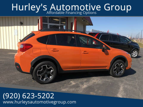 2015 Subaru XV Crosstrek for sale at Hurley's Automotive Group in Columbus WI