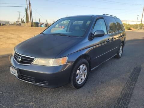 2004 Honda Odyssey for sale at The Auto Barn in Sacramento CA