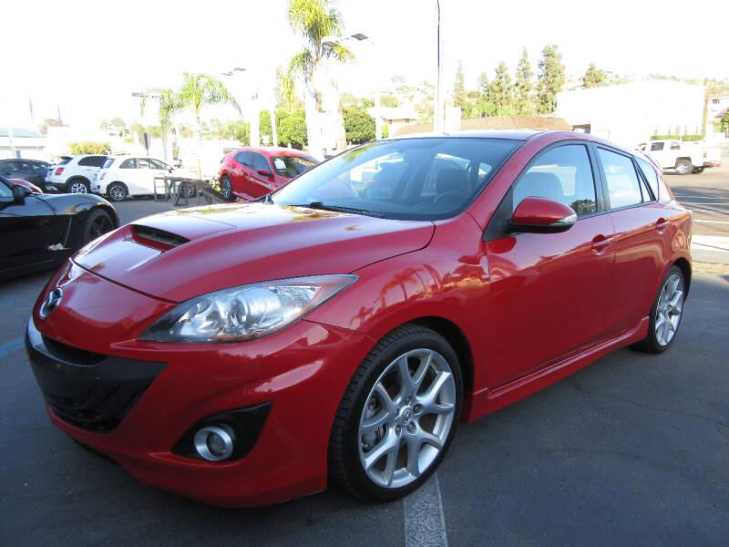 2010 Mazda MAZDASPEED3 for sale at Eagle Auto in La Mesa CA