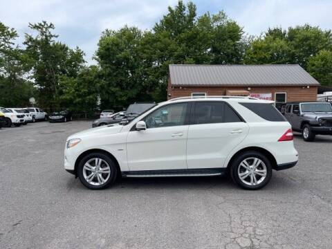 2012 Mercedes-Benz M-Class for sale at Super Cars Direct in Kernersville NC
