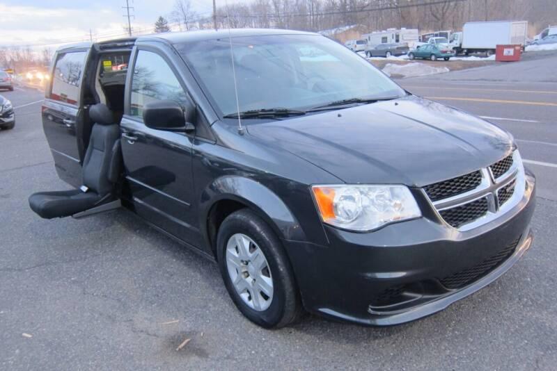 2012 Dodge Grand Caravan for sale at K & R Auto Sales,Inc in Quakertown PA