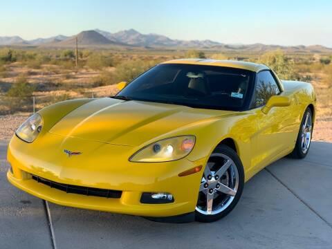 2006 Chevrolet Corvette for sale at AZ Auto Gallery in Mesa AZ