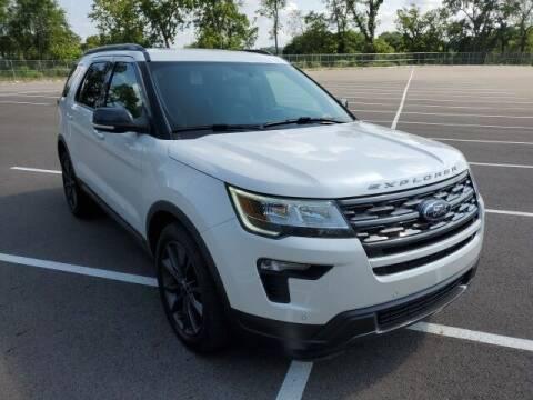 2018 Ford Explorer for sale at CON ALVARO ¡TODOS CALIFICAN!™ in Columbia TN