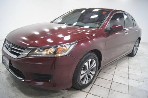 2015 Honda Accord for sale at Sacramento Luxury Motors in Carmichael CA