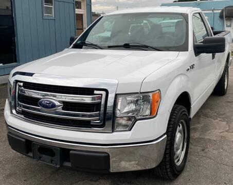 2014 Ford F-150 for sale at CAR VIPS ORLANDO LLC in Orlando FL