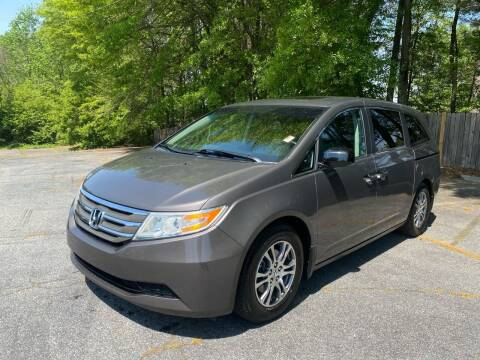 2011 Honda Odyssey for sale at Peach Auto Sales in Smyrna GA
