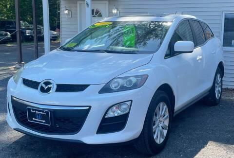 2012 Mazda CX-7 for sale at Landmark Auto Sales Inc in Attleboro MA