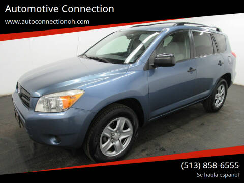 2008 Toyota RAV4 for sale at Automotive Connection in Fairfield OH
