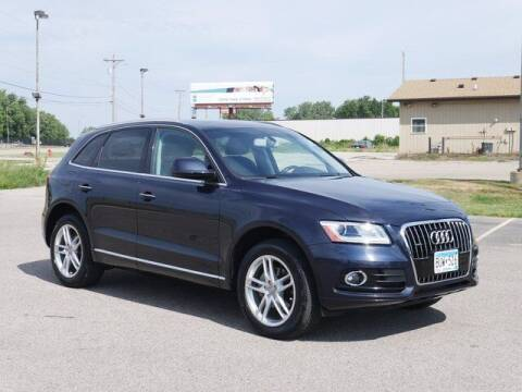 2017 Audi Q5 for sale at Park Place Motor Cars in Rochester MN