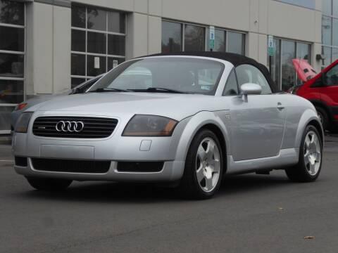 2002 Audi TT for sale at Loudoun Used Cars - LOUDOUN MOTOR CARS in Chantilly VA