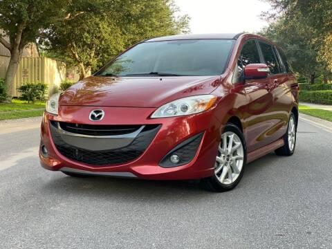 2013 Mazda MAZDA5 for sale at Presidents Cars LLC in Orlando FL