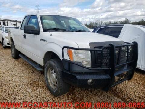 2014 Ford F-150 for sale at East Coast Auto Source Inc. in Bedford VA