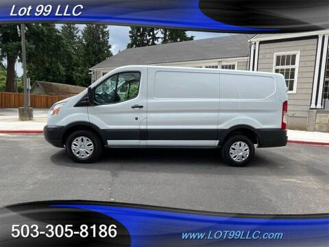 2018 Ford Transit Cargo for sale at LOT 99 LLC in Milwaukie OR
