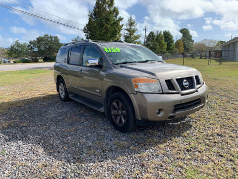 2008 Nissan Armada for sale at Auto Mart - Dorchester in North Charleston SC