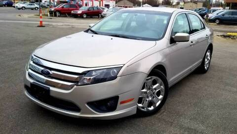 2010 Ford Fusion for sale at Cleveland Avenue Autoworks in Columbus OH